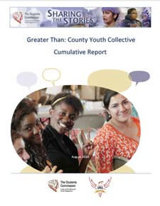 2018 Shared Learning Report Cover