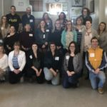 Community members who came together for the first Inclusive Spaces training in PEC